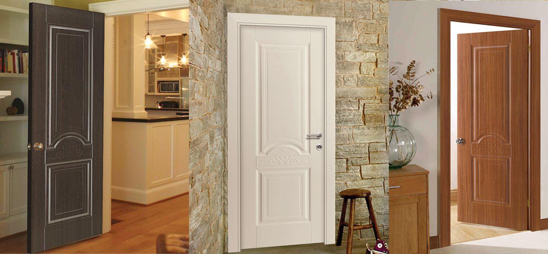 mẫu cửa gỗ giá rẻ