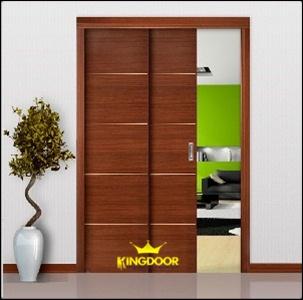 cửa gỗ mdf veneer giá rẻ