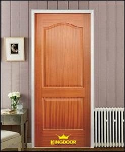 cửa gỗ giá rẻ hdf veneer 2A Xoan Đào