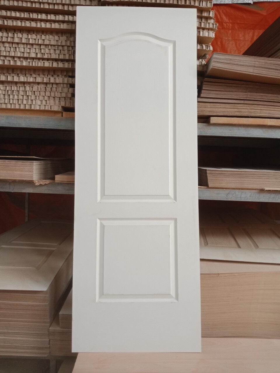 Cửa gỗ hdf sơn mẫu 2A-C1