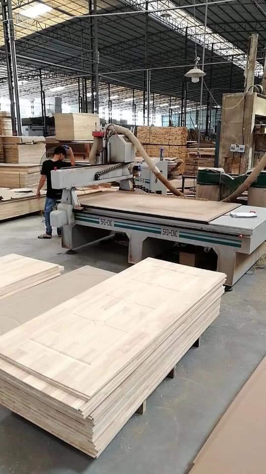 Quy trình sản xuất cửa
