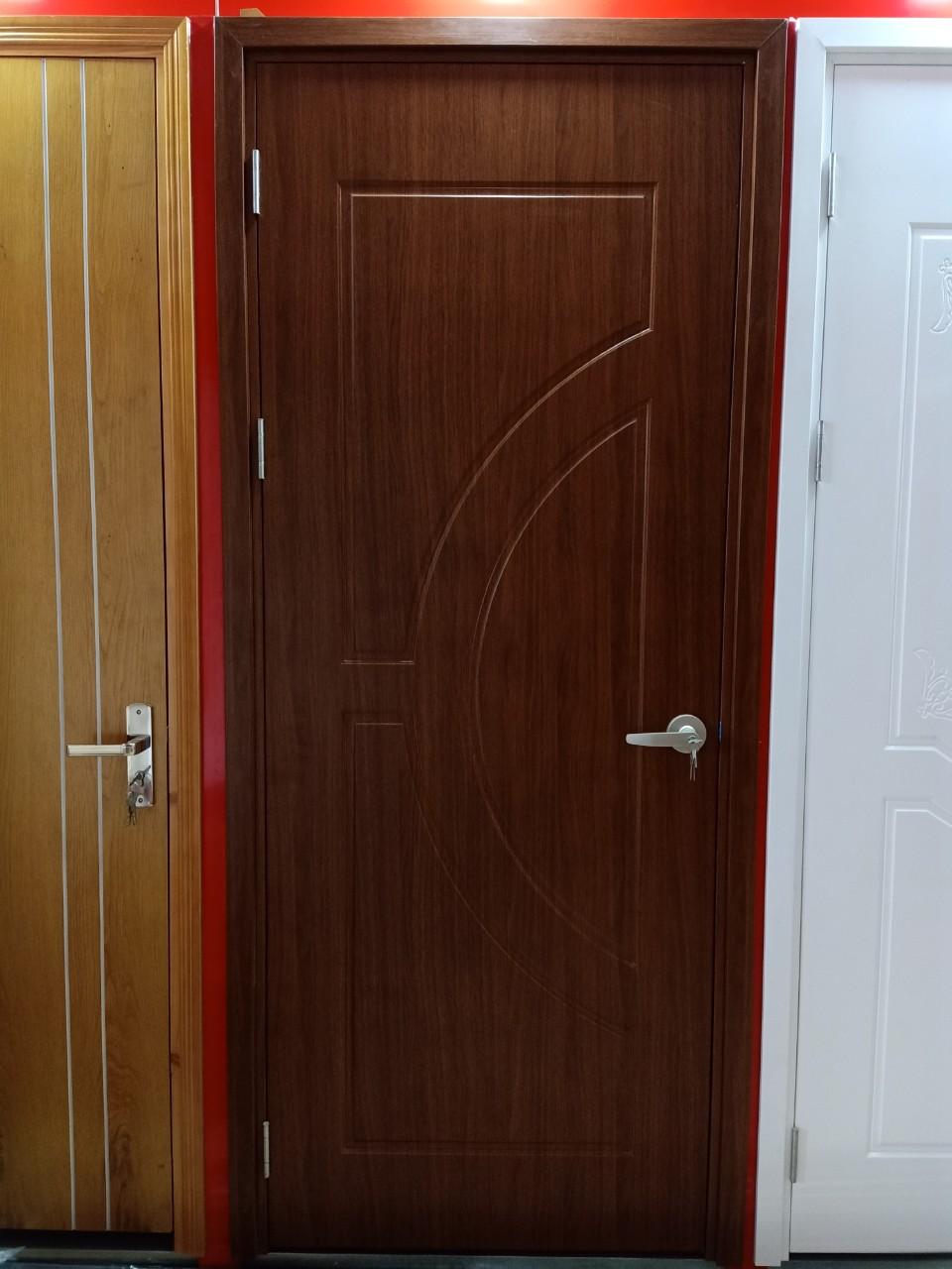 Cửa nhựa giả gỗ composite tại thủ đức
