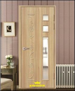 cửa nhựa giả gỗ