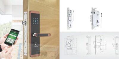 cửa khóa điện tử kassler