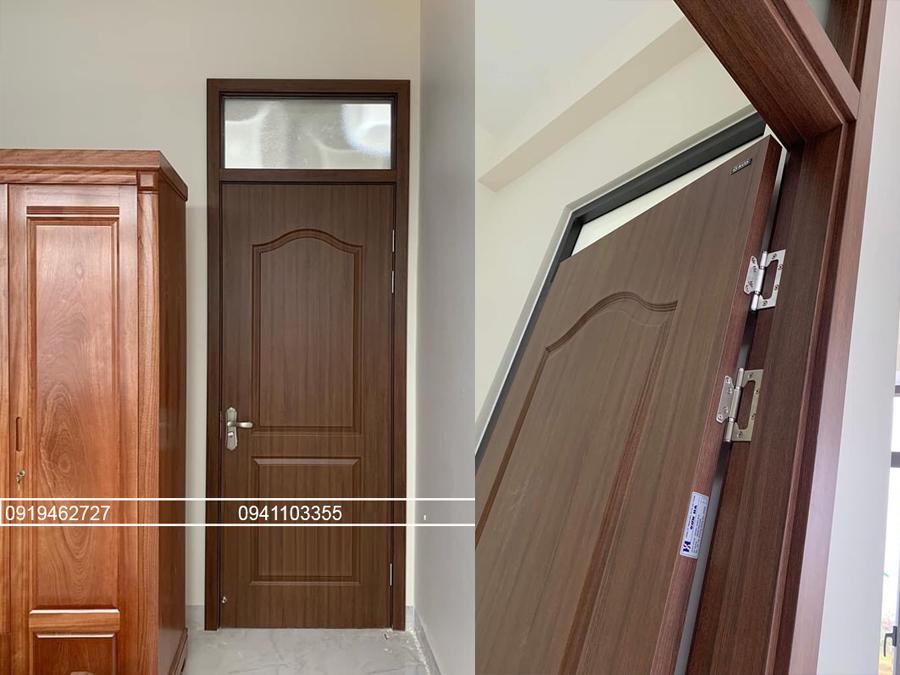 so sánh cửa nhựa composite và ABS Hàn Quốc