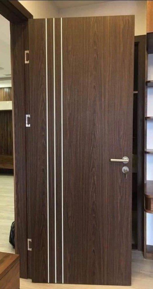 cửa gỗ công nghiệp melamin an cường