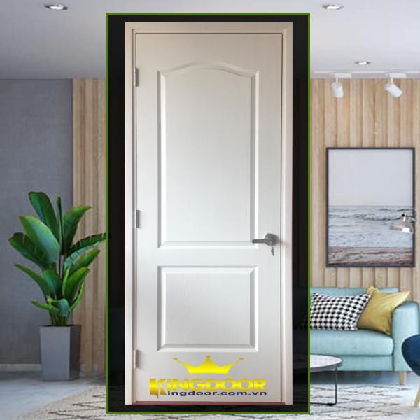 giá cửa gỗ công nghiệp hdf sơn