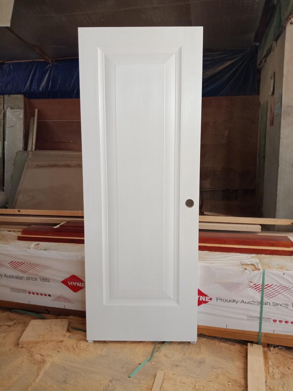 Cửa gỗ HDF sơn cho phòng ngủ