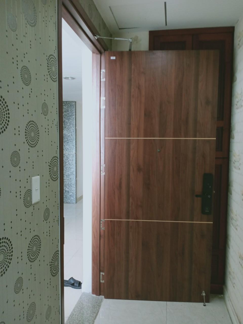 Mẫu cửa gỗ công nghiệp MDF Laminate An Cường