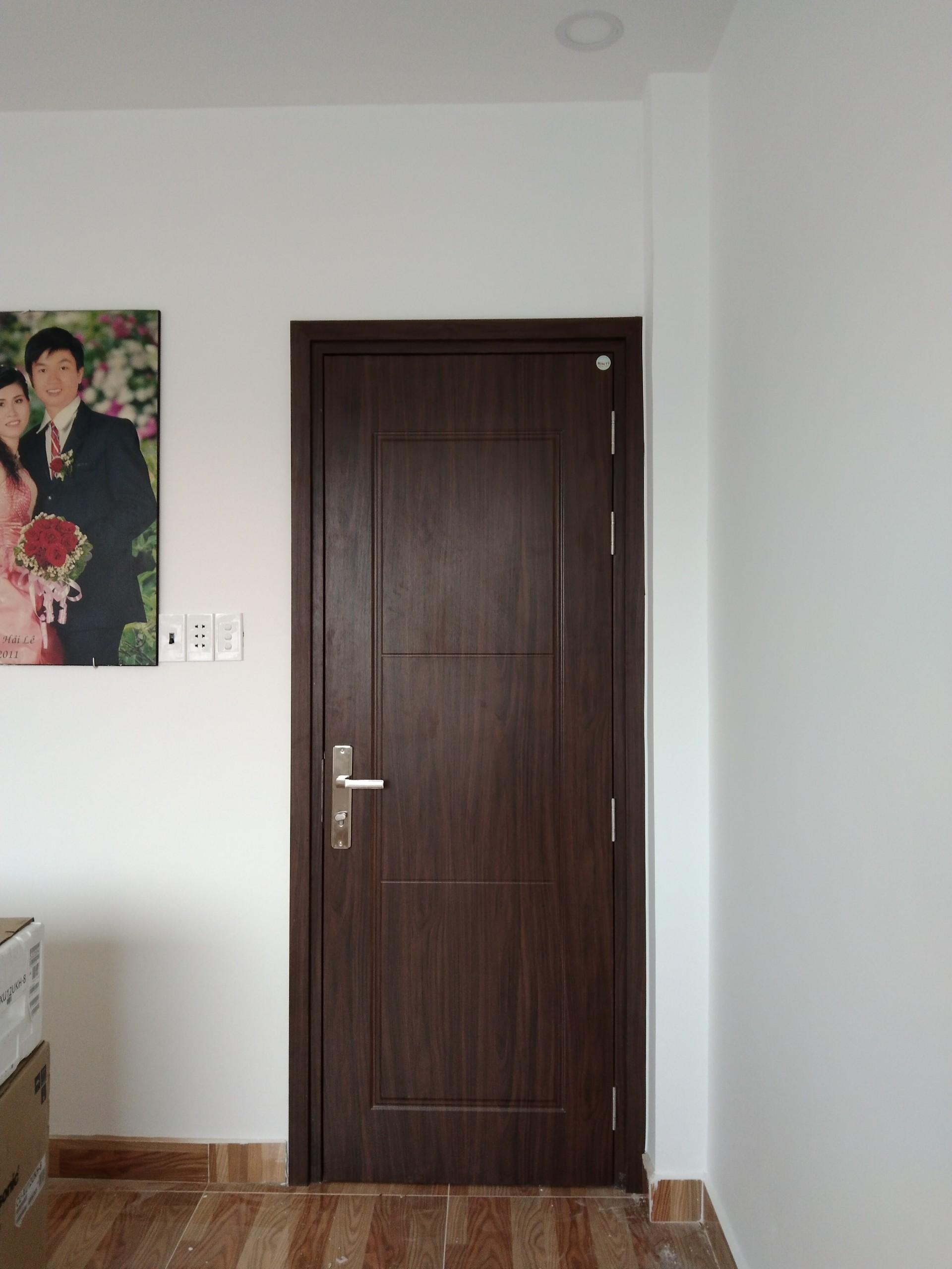 Mẫu cửa nhựa giả gỗ tại Đồng Nai