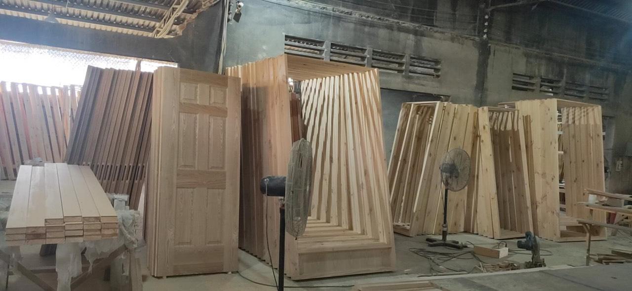 giá cửa gỗ công nghiệp tại Vũng Tàu rẻ tận xưởng