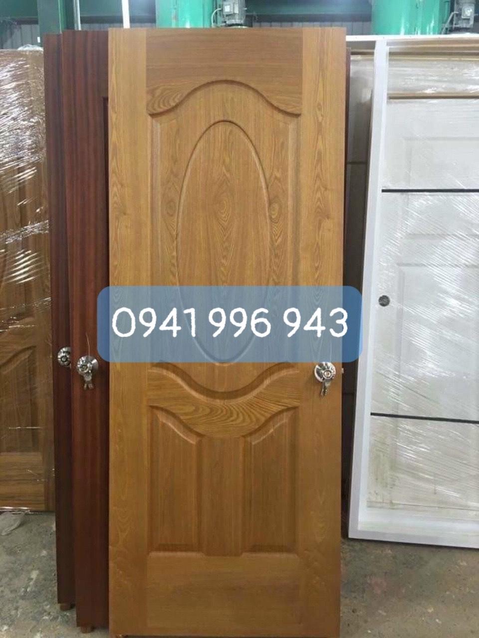 cửa gỗ công nghiệp giá rẻ cho phòng trọ