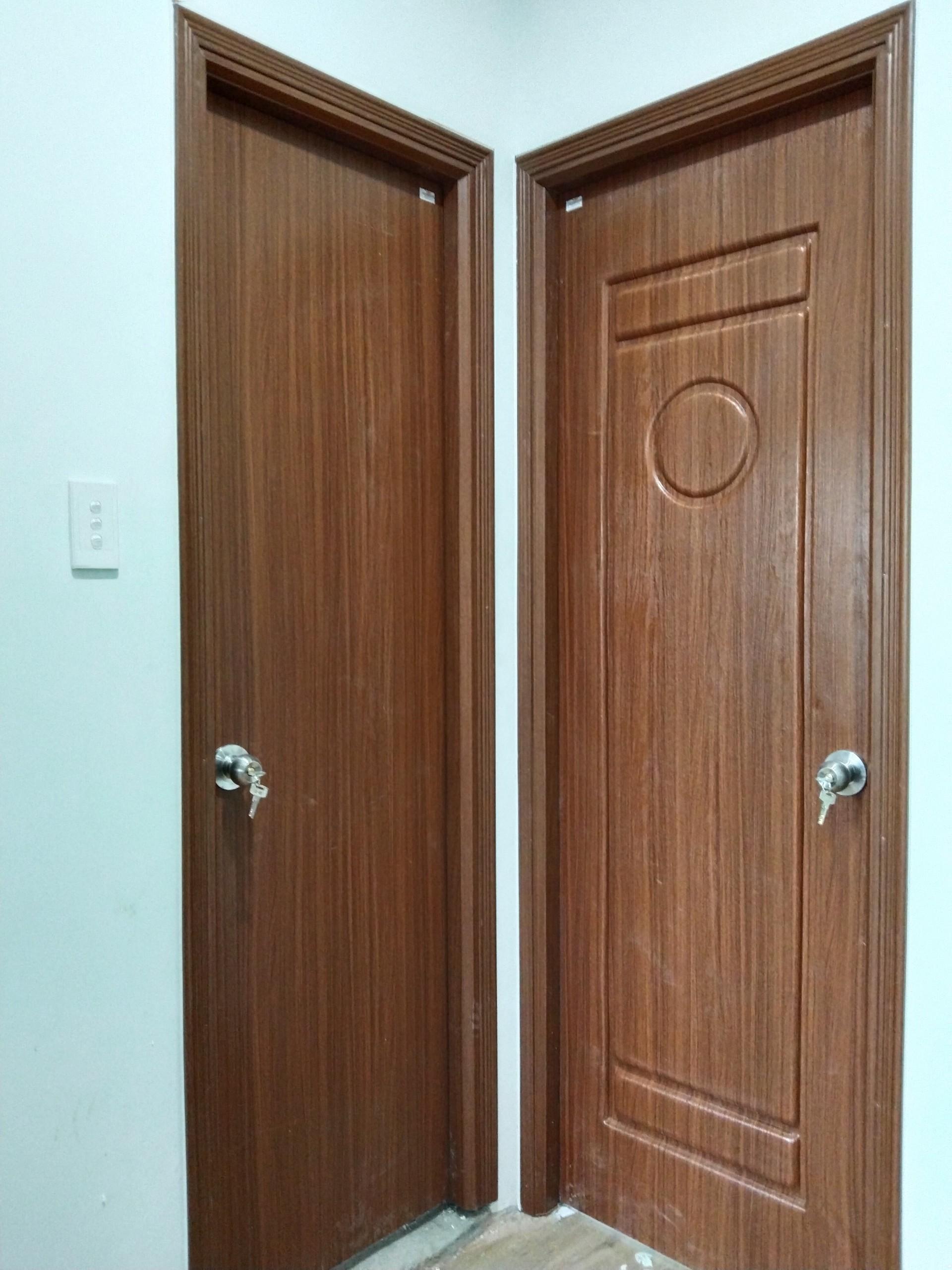 cửa nhựa pvc nhà vệ sinh