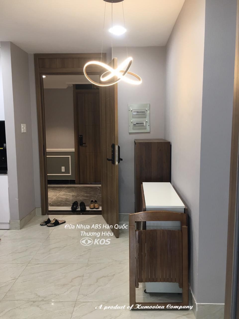 Cửa nhà vệ sinh cao cấp