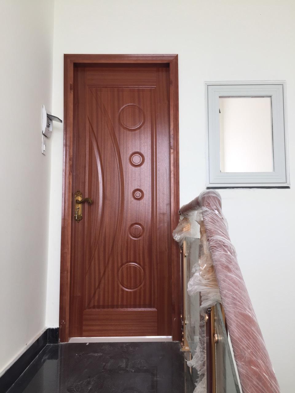 cửa gỗ HDF đẹp giá rẻ